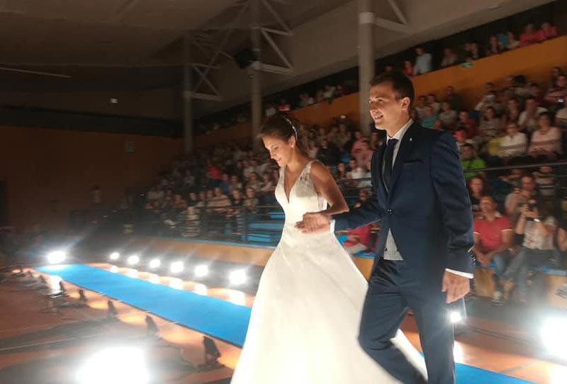 Promostock desfile bodas