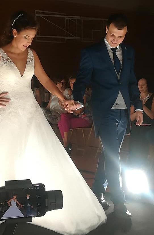 Desfile Promostock bodas
